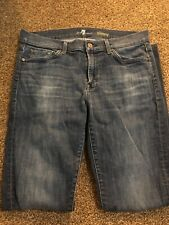 7 for all mankind jeans slimmy 34 Womens