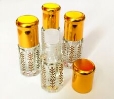 1pc 3ml Empty Perfume Attar Glass Bottles UK STORE
