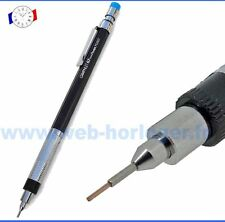 Outil horlogerie pour Micro-pierre 0,5 mm - Tool for Micro stone