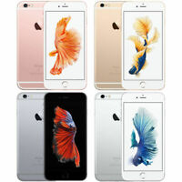 Apple iPhone 6s | ATT TMobile Cricket metroPCS GSM Unlocked | 16GB 64GB 128GB