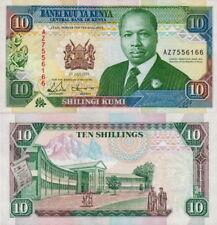 KENIA - Kenya - 10 shilingi 1993 FDS - UNC