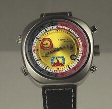 Sorna automatic watch NOS yellow version unworn