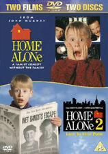 Home Alone/Home Alone 2: Lost in New York DVD (2004) Macaulay Culkin, Columbus