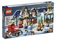 LEGO Creator Winterliches Postamt (10222)