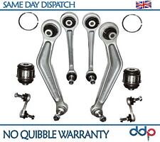 For BMW Series 5 E39 Rear Suspension Track Control Arms Bushes & Links Kit