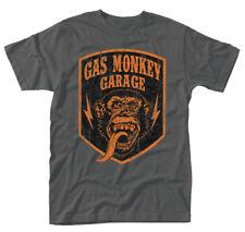Gas Monkey Garage Shield T-shirt Unisex Size Taille S PHM