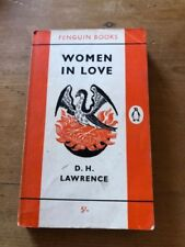 D. H. Lawrence Antiquarian & Collectable Books Penguin