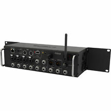 Midas MR12 mint 12-Input Digital Mixer for iPad/Android Tablets w/ Wi-Fi and USB