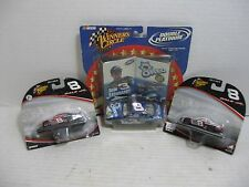 Dale Earnhardt Jr Winner Circle 1/43 & 1/64 Die Cast Cars Lot of 3 #04
