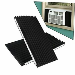Window AC Foam Insulation Panels, Insulated Air Conditioner Side Panel Kit,