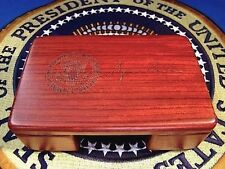 The Original President George W. Bush Presidential Seal Card Holder - Card Case