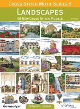 Cross Stitch Motif Series 5: Landscapes: 50 New Cross Stitch Mode. 9786055647407