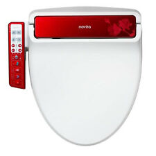 Novita Bidet BD-CB387R Toilet Seat Warm Water Dry Function Added Fast Delivery