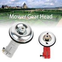 26mm 9 Teeth Brushcutter Cutter Trimmer Replace Gear Head Gearhead Gearbox AU