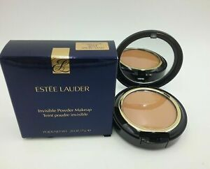 ESTEE LAUDER Invisible Powder Makeup 4CN1 SPICED SAND 0.25 Oz / 7 G New in Box