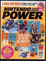 2008 Nintendo Power Magazine Holiday Issue #236 Pokemon NewsStand Variant Rare