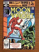 Moon Knight #13 (1981) 1ST PRINT DAREDEVIL ORIGIN OF JESTER BRONZE MARVEL VF/NM!