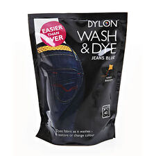 DYLON DYE-WD-JEANBLUE Fabric Dye - Blue, 400g