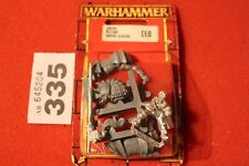 Games Workshop Warhammer Empire General Rutger Rutgar BNIB Mounted Metal OOP GW