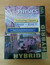 PHYSICS for SCIENTISTS & ENGINEERS W/ MODERN PHYSICS 9TH EDITION SERWAY JEWETT