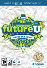 FutureU The Prep Game for SAT by Kaplan for PC/MAC (NEAR-MINT)      #6