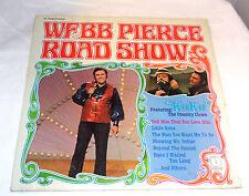 Webb Pierce Road Show [Unplayed Copy; Still Sealed]