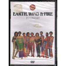 Earth Wind & Fire DVD In Concert / Eagle Vision EREDV260 Sigillato