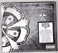 "K""arbholz - Karma  (CD, Jan-2015, Metalville) NEW SEALED"