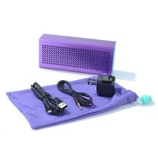 JLab Crasher Bluetooth Stereo Speaker Purple-Mint 18hrs Sealed ONLY ONE ONLINE
