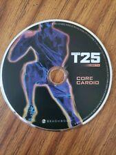 Beachbody Focus T25 Beta Core Cardio Replacement DVD Workout