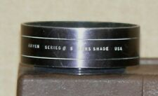 Tiffen Series #6 Black Lens Shade (Hood)