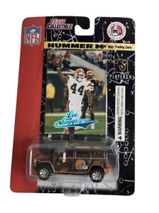 1:64 Scale NFL Team Collectible Hummer Diecast Vehicle Cleveland Browns 2004