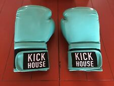 Women's Kickhouse Teal Kickboxing Gloves - Never Used!