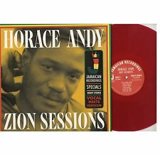 Horace Andy ‎– Zion Sessions NEW LTD RED VINYL LP