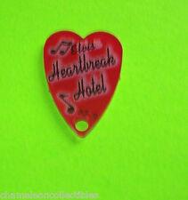 ELVIS By STERN ORIG NOS PINBALL MACHINE PLASTIC PROMO HEARTBREAK HOTEL KEYCHAIN
