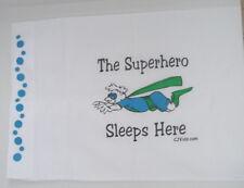 Childrens Superhero New Cotton Pillowcase