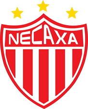 Club Necaxa Vinyl DieCut Sticker Decal Logo Soccer Liga MX Mexico 4 Stickers