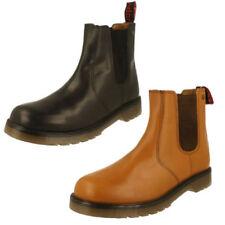 Calzado de hombre botines negros