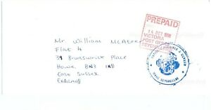 SEYCHELLES - NATIONAL ARCHIVES & MUSEUM Handstamp on 1998 Cover
