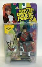 Austin Powers- Fat Bastard with Bagpipes - 1999 McFarlane Toys New Sealed In Box