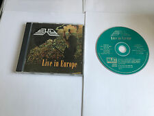 Shy - Live in Europe (Live Recording, 1999)  NEAT METAL 034 CD V NR MINT