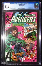 Avengers 241 1984 (Marvel) CGC 9.8...Dr. Strange, Shroud & Morgan Le Fay app.
