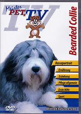 Bearded Collie - Meister PETz TV *DVD*NEU* Ratgeber - Hund