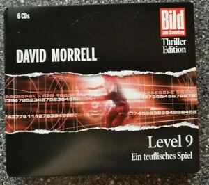 Hörbuch Level 9 Ein teuflisches Spiel 6 CDs (BILD am SONNTAG Thriller Edition)
