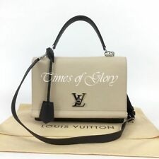 Louis Vuitton Clasp Handbags with Inner Dividers