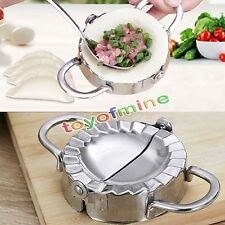 Stainless Steel Dough Press Maker Dumpling Pie Ravioli Making Mold Mould Tools