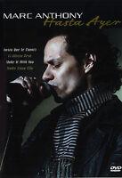 Marc Anthony - Hasta Ayer DVD New/Sealed