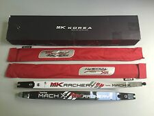 MK KOREA FORMULA MACH X WURFARME / LIMBS  68/40 - 68/42 - NEU - OVP  HOYT X tour