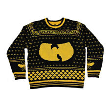 Unisex Wutang Clan 36 cámaras Navidad Suéter De Navidad Jumper Talla M-L
