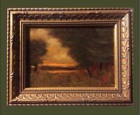 479 Tonalist Barbizon painting wojdakowski Composition No. 479